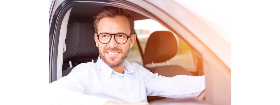 Brillengläser für Autofahrer