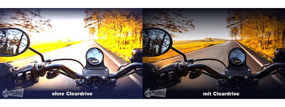 Cleardrive - Motorrad Vergleich