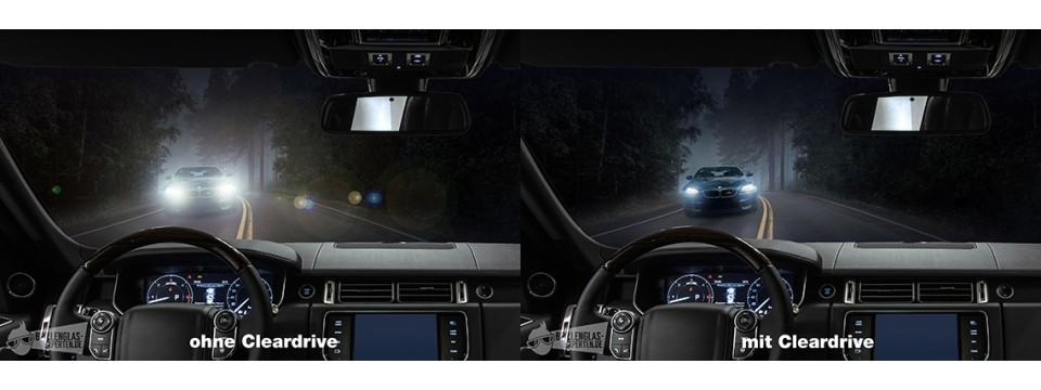Cleardrive - Autoblendungs Vergleich