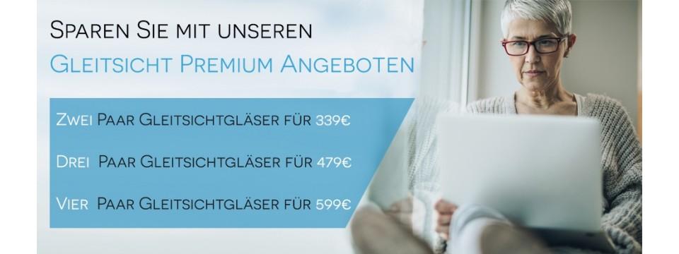 Premium Gleitsichtglas Angebot