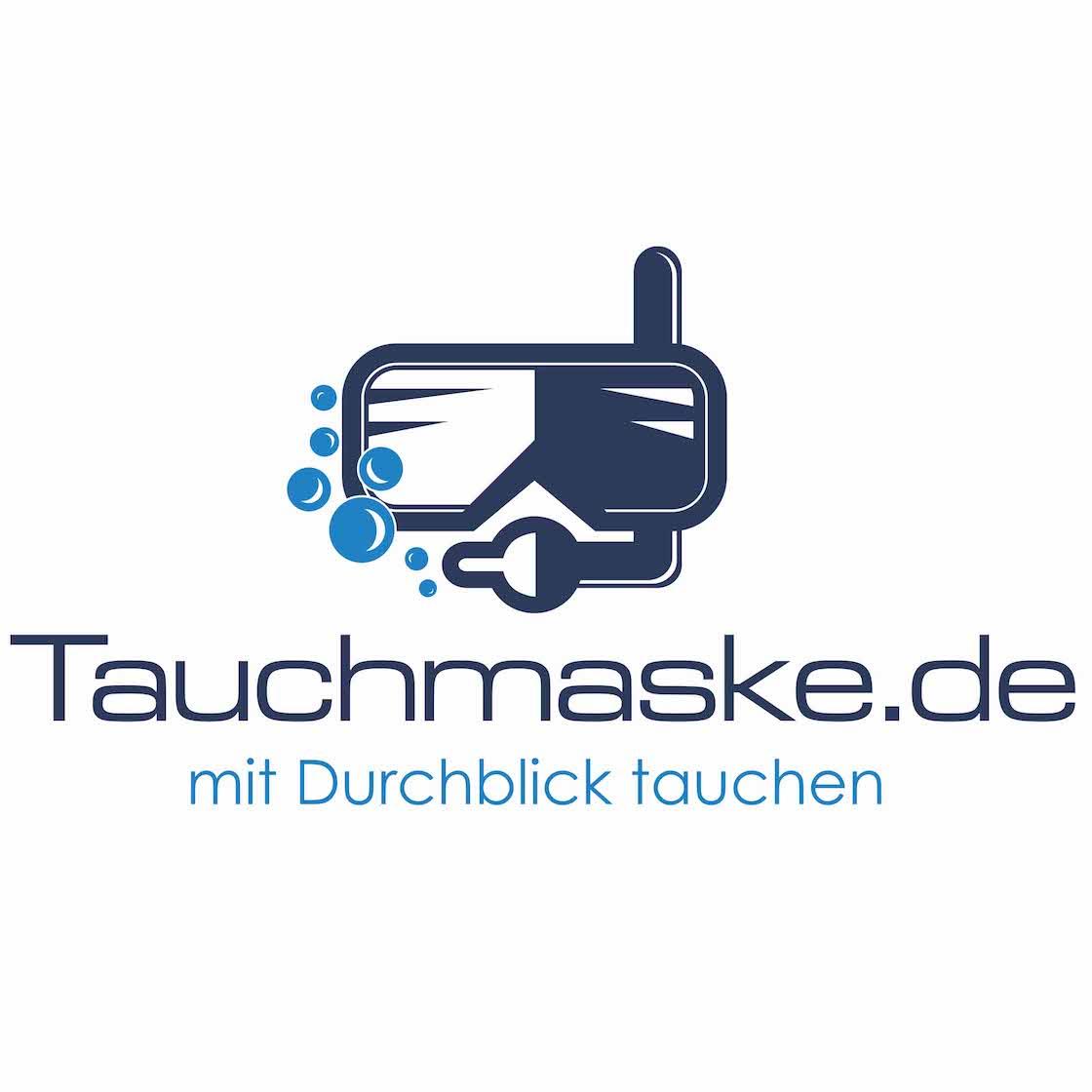 Tauchmaske Logo