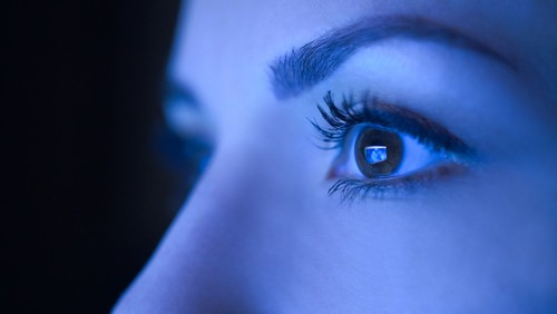 Blaulicht und die Auswirkungen