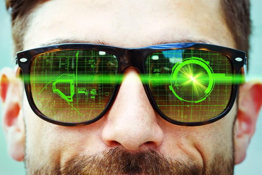 Die Datenbrille – eine kurze Erklärung
