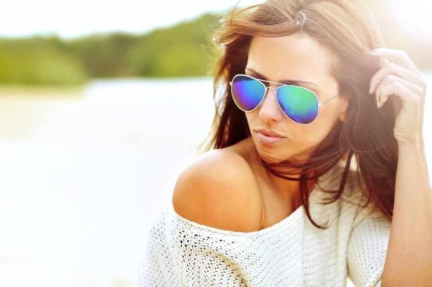 Eine gute Sonnenbrille