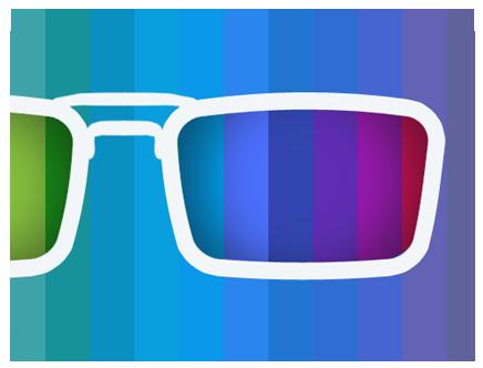 EnChroma – Brille für Farbenblinde
