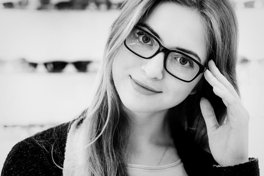 Die individuelle Gleitsichtbrille